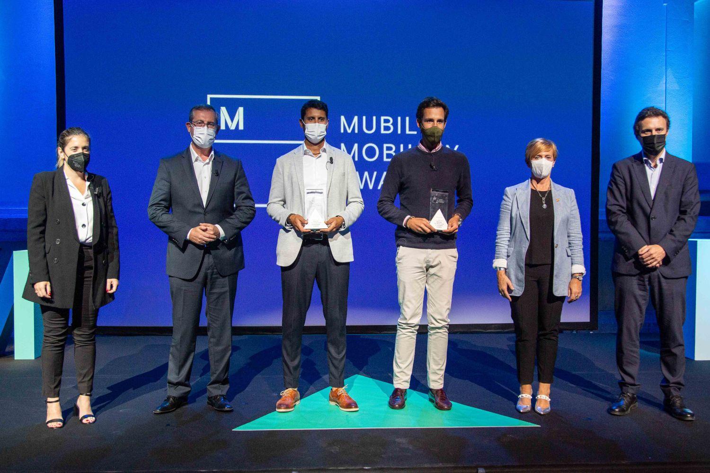 Imagen de los Mubil Mobility Awards.