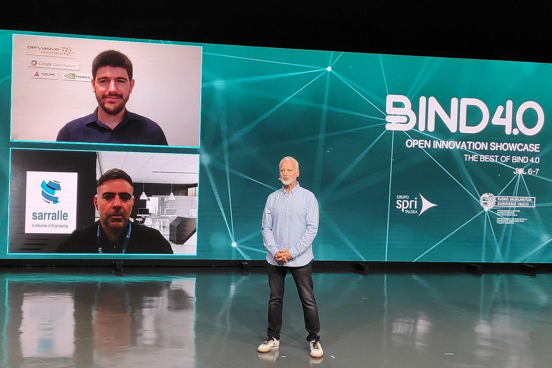 Imagen de la Presentación 6º convocatoria BIND 4.0.