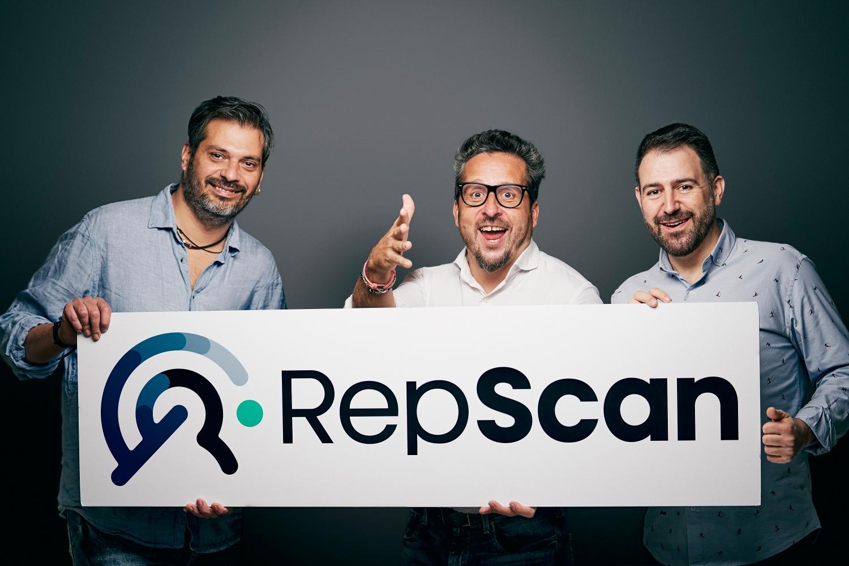 RepScan cierra una ronda de 1,2M€