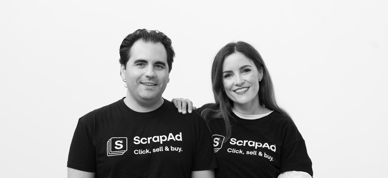 ScrapAd cierra ronda de inversión 1M