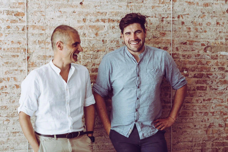 Paolo Di Tomasso (CTO) y Evan Floden (CEO), fundadores de Seqera.