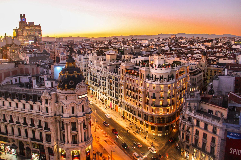 Imagen de Madrid. Fuente: Florian Wehde en Unsplash.