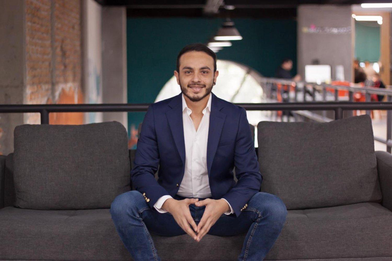 Julián Melo, cofundador de UBITS.