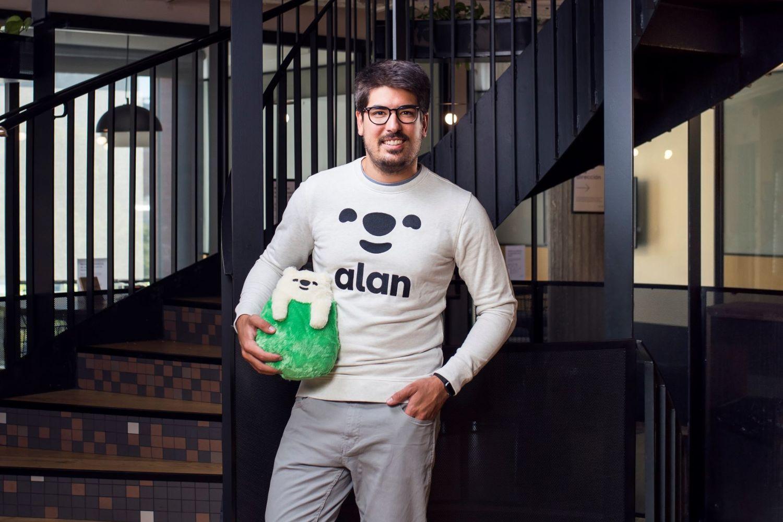 Imagen de Manel Pujol, Country Manager de Alan en España.