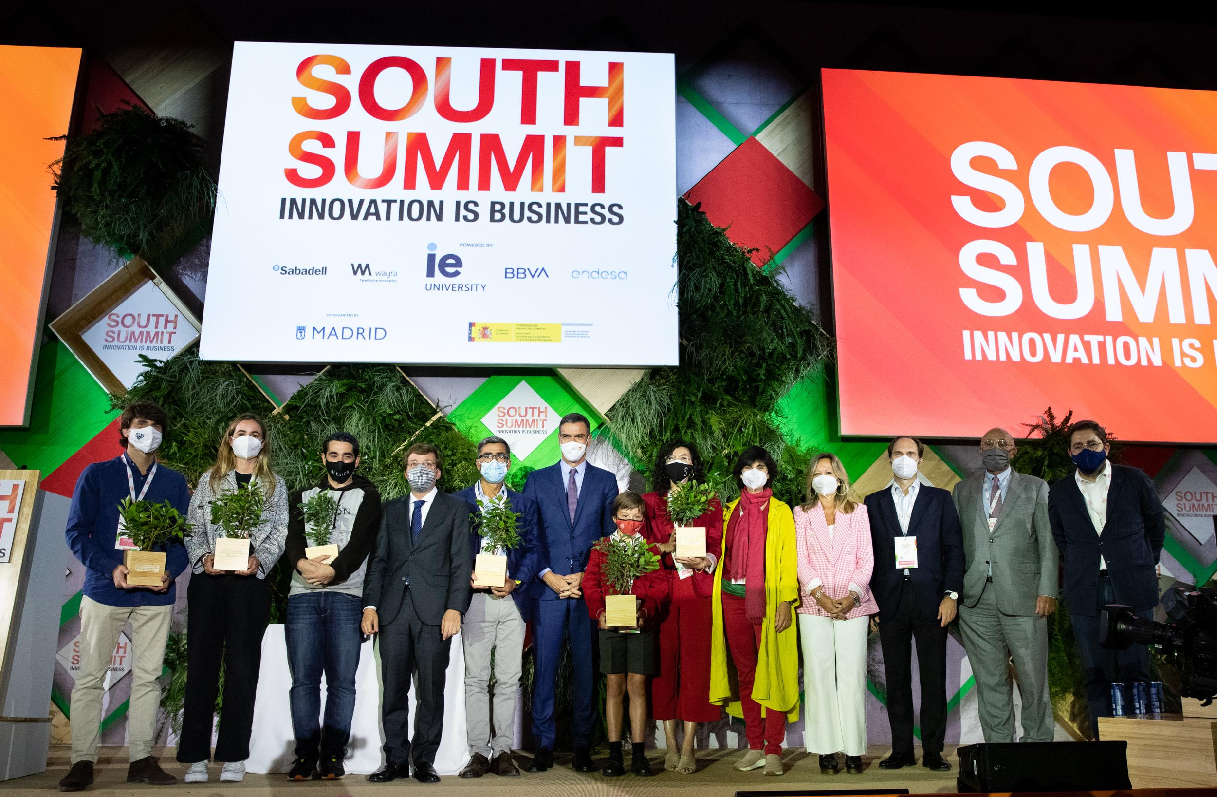La startup Symba se alza como ganadora global de South Summit 2021