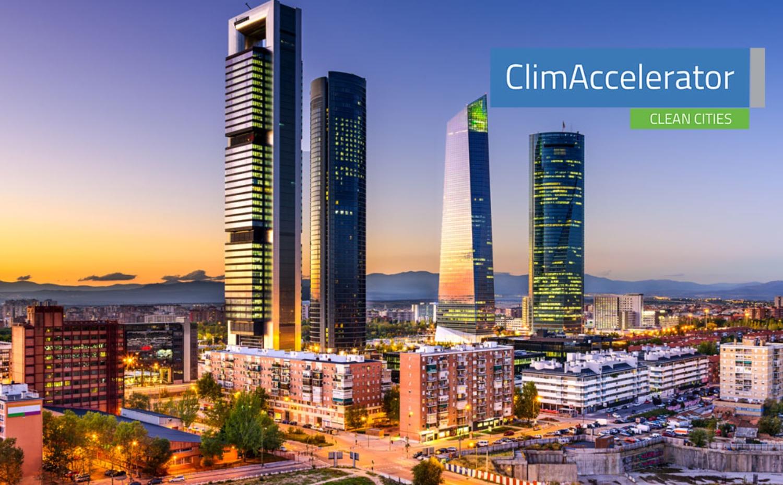 Clean Cities ClimAccelerator selecciona 15 startups
