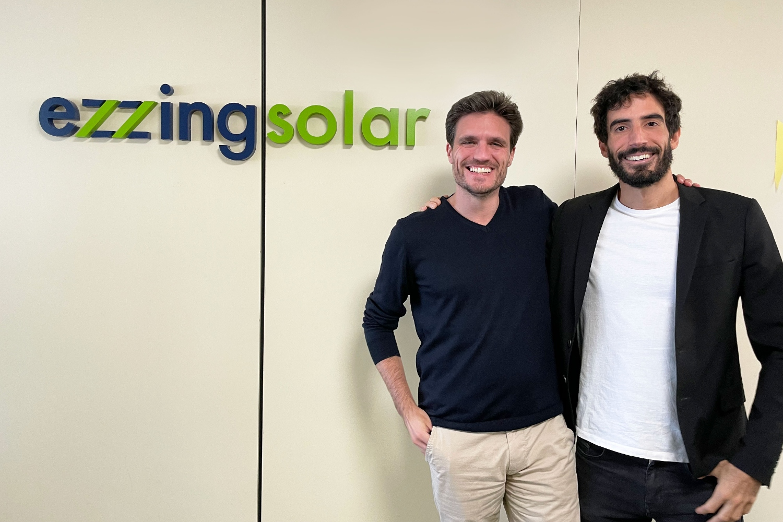 Ezzing Solar ronda de financiación de 4,5M€