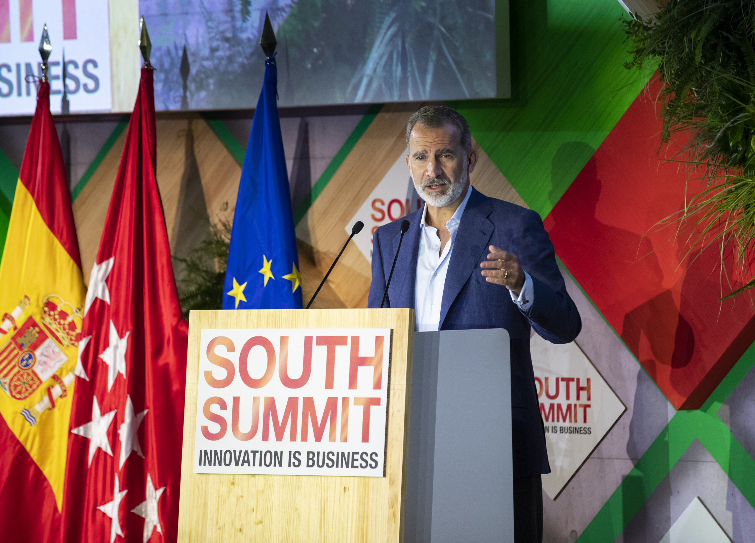 Inauguracion South Summit 21 055