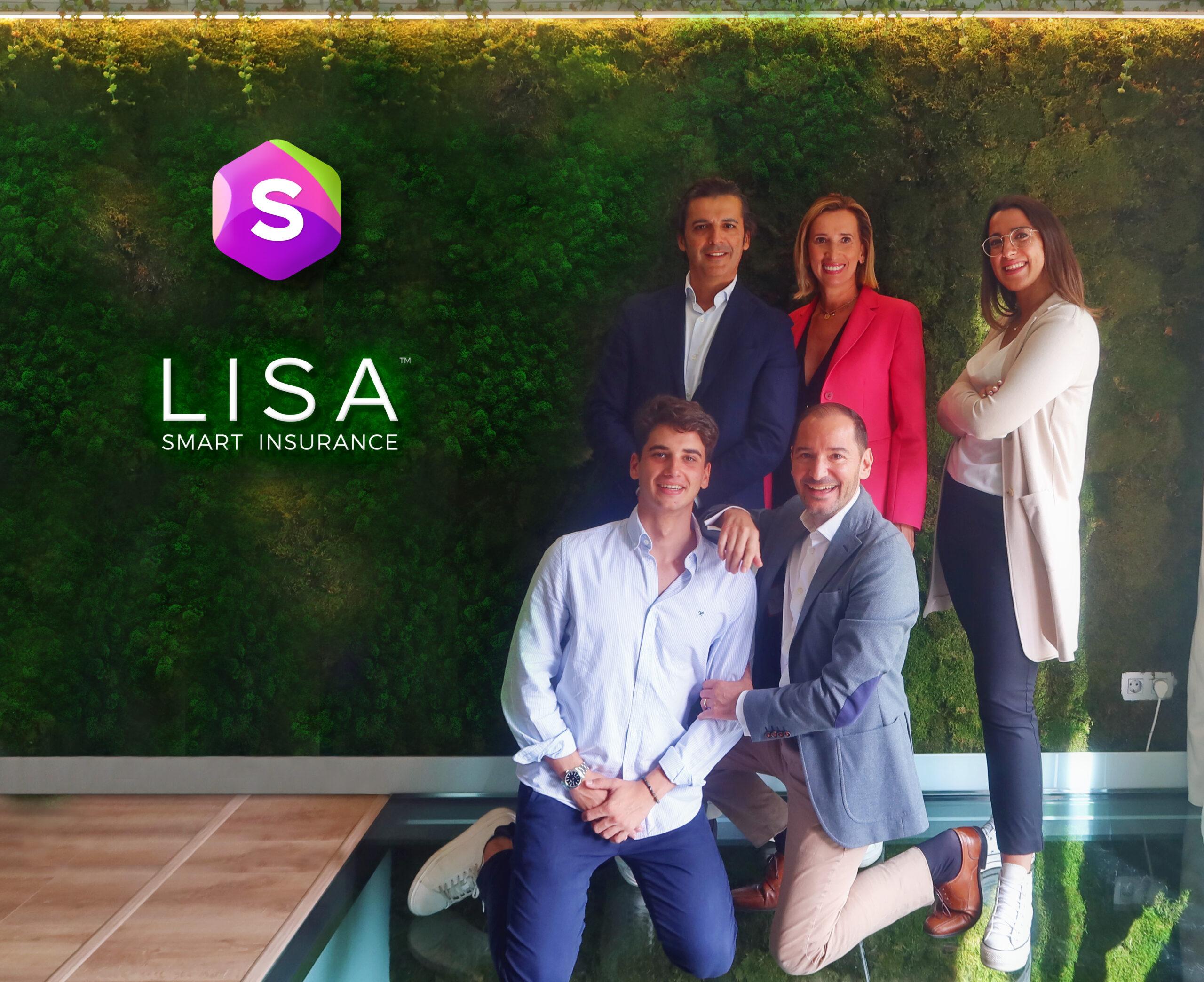 LISA nace del binomio perfecto entre seguros y tecnología