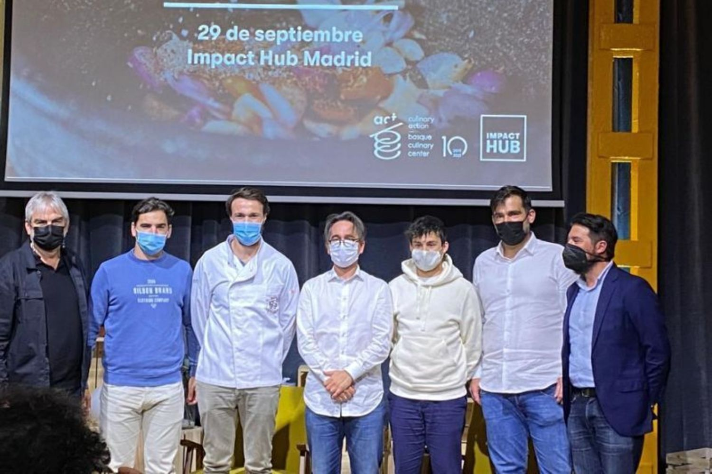 Imagen de MOA Foodtech, ganadores de On The Road Madrid.