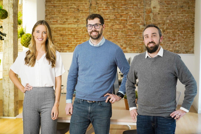 Imagen de los fundadores de RatedPower.