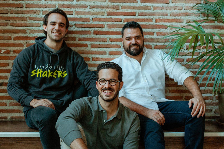 Imagen de los fundadores de Shakers.
