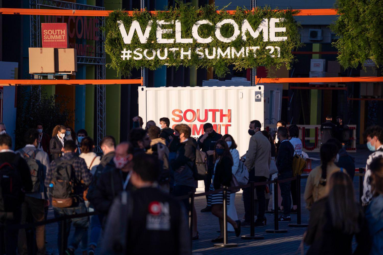 Imagen del South Summit 2021.