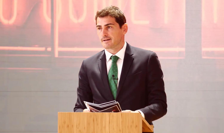 Iker Casillas Sportboost  aceleradora startups  deporte