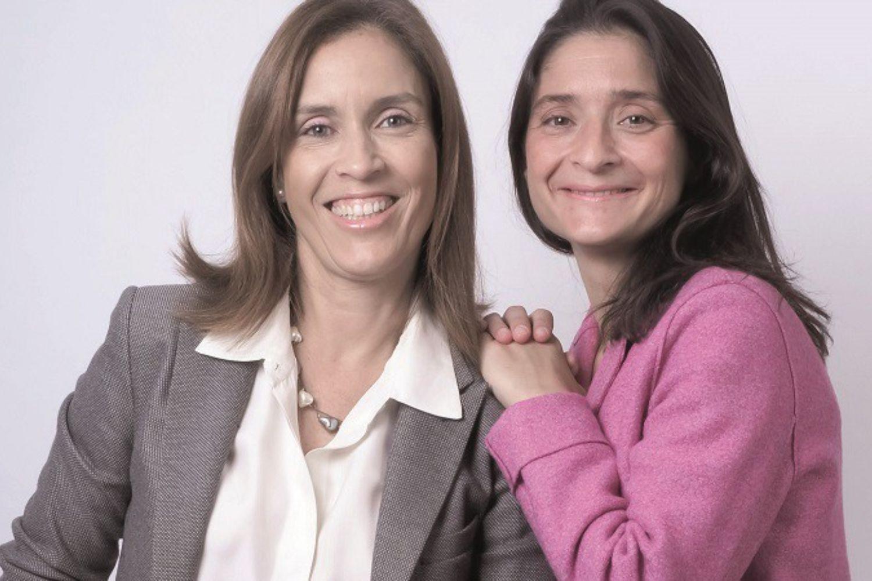 Imagen de las fundadoras de Twinco.