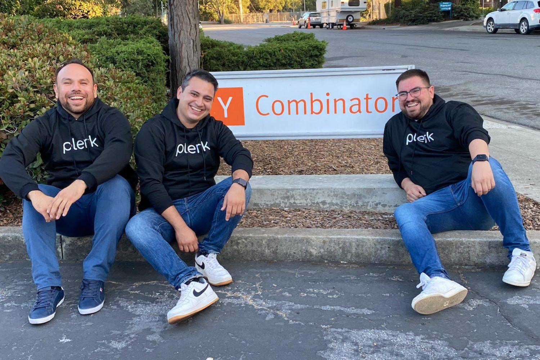 Fundadores de la startup mexicana Plerk.