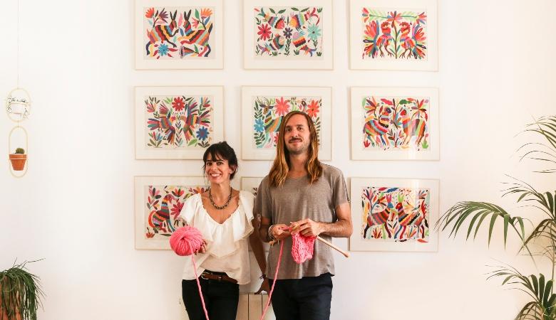 We Are Knitters cuenta ya con más de 600.000 clientes en todo el mundo y presencia en 15 países y ha modernizado el arte de tejer con unas ventas online que superan ya los 20.000 kits mensuales.