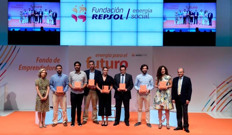 Fundación Repsol Premios 2020
