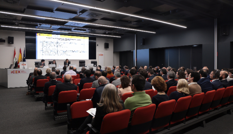 Red.es e ICEX convocatoria  Pabellón de España del MWC Barcelona