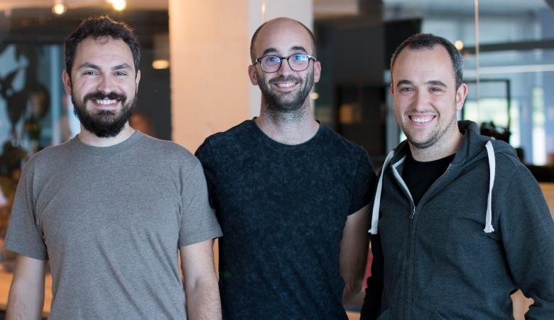 Fundadores de la startup Factorial