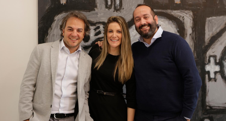 Fundadores de la fintech española Helloteca