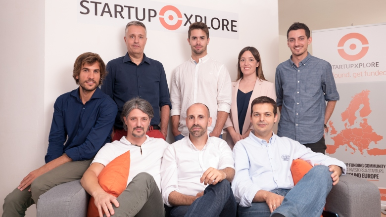 Fundadores y equipo de Startupxplore