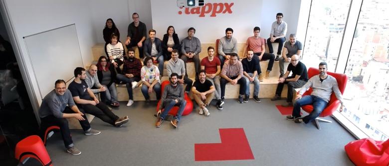 Imagen del equipo de Tappx.